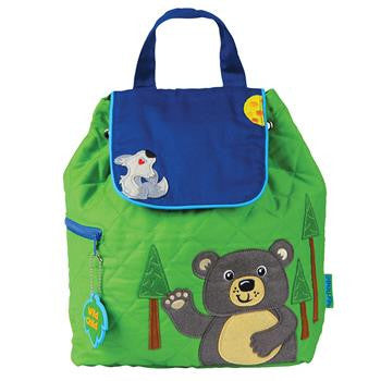 Stephen Joseph Bear Backpacks-Stephen Joseph-The Bugs Ear