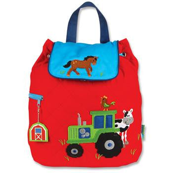 Stephen Joseph Farm Backpack – The Bugs Ear