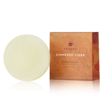 Thymes Simmered Cider Wax Melt-Thymes Frasier Fir-The Bugs Ear