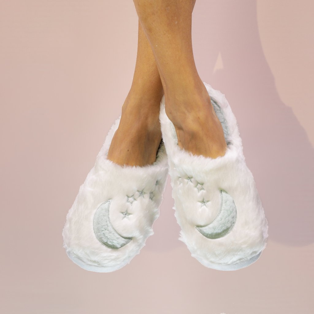 Faceplant Footsies Sweet Dreams Classic Slippers Mule Style-Faceplant-The Bugs Ear