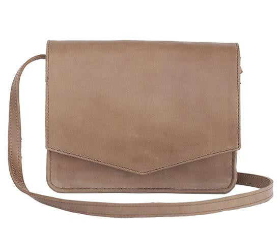 Tigist Crossbody in Pewter-Fashionable-The Bugs Ear