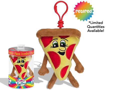 Whiffer Sniffer Tony Pepperoni Backpack Clip-Whiffer Sniffers-The Bugs Ear