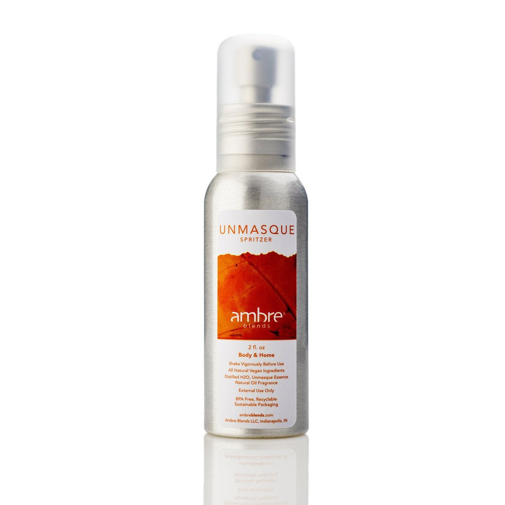 Ambre Essence 2 oz Spritzer in 5 Scents-Ambre Oil-The Bugs Ear
