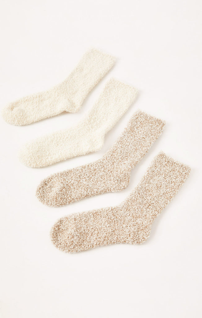 Plush Socks - 2 pack-Z Supply-The Bugs Ear