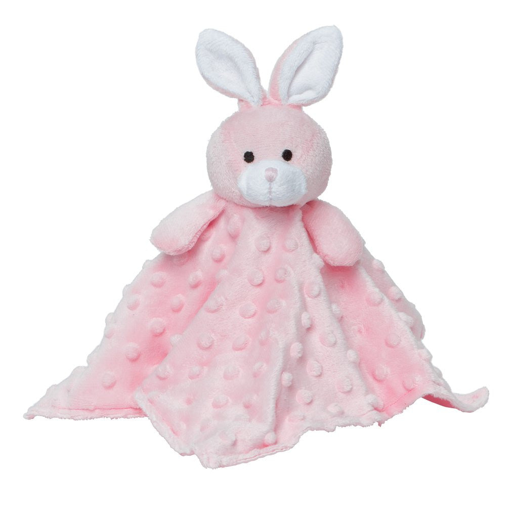 Blankie Pink Bunny-Elegant Baby-The Bugs Ear