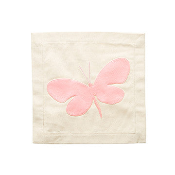 Nora Fleming Pillow Panel Butterfly-Nora Fleming-The Bugs Ear