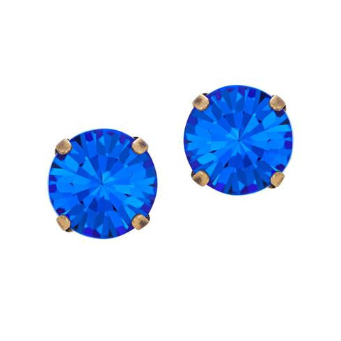 Loren Hope Kaylee Studs in Sapphire-Loren Hope-The Bugs Ear