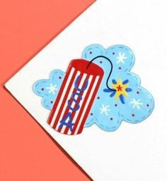 Happy Everything Mini Firecracker Attachment-Coton Colors-The Bugs Ear