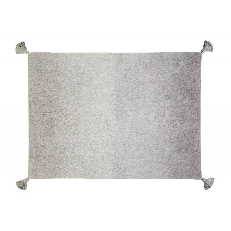 Lorena Canals Ombre Dark Grey Rug-Lorena Canals-The Bugs Ear