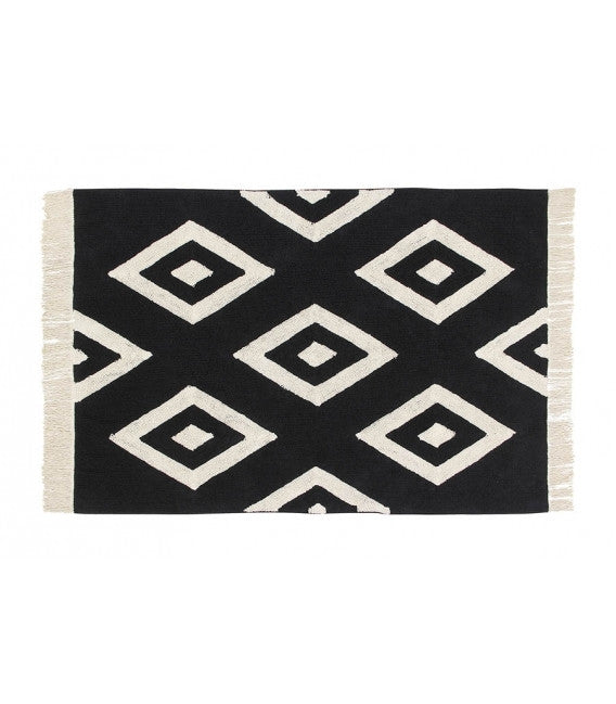 Lorena Canals Diamonds Rug-Lorena Canals-The Bugs Ear