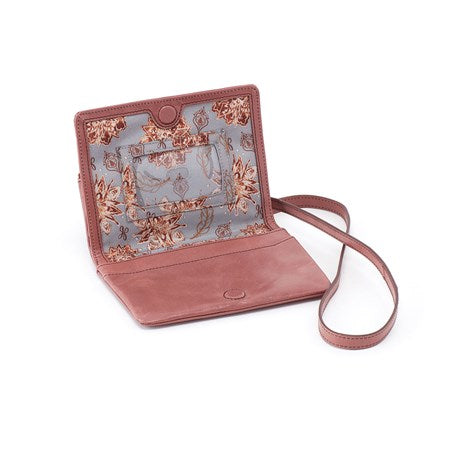 Hobo Glade Crossbody in Burnished Rose-Hobo-The Bugs Ear
