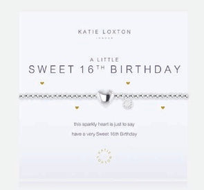 Katie Loxton A Little Sweet 16th Birthday bracelet-Katie Loxton-The Bugs Ear