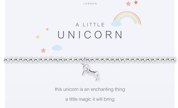 Katie Loxton A Little Unicorn bracelet-Katie Loxton-The Bugs Ear
