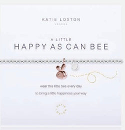 Katie Loxton A Little Happy As Can Bee bracelet-Katie Loxton-The Bugs Ear
