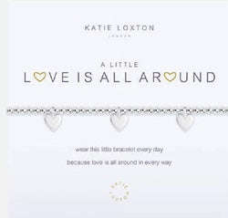 Katie Loxton A Little Love Is All Around bracelet-Katie Loxton-The Bugs Ear