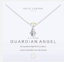 Katie Loxton A Little Guardian Angel necklace-Katie Loxton-The Bugs Ear