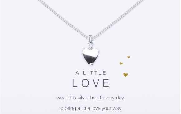Katie Loxton A Little Love necklace-Katie Loxton-The Bugs Ear