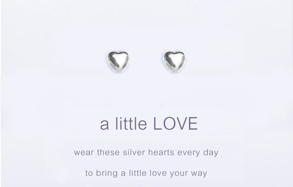 Katie Loxton A Little Love earrings-Katie Loxton-The Bugs Ear