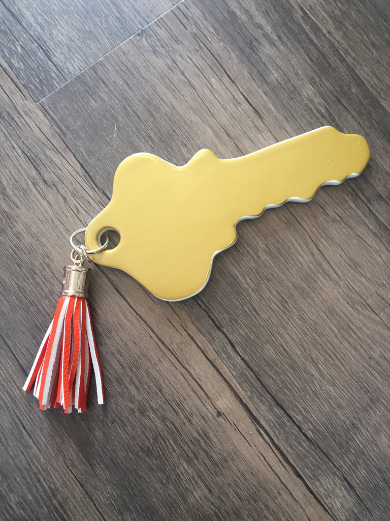 Happy Everything Mini Gold Key Attachment-Coton Colors-The Bugs Ear