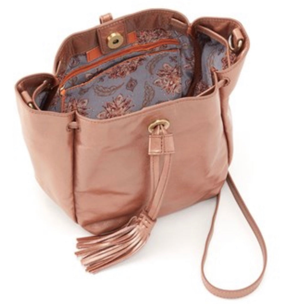 Hobo Puck Mini Backpack in Cameo-Hobo-The Bugs Ear