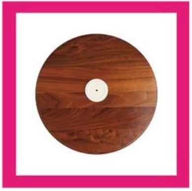 Nora Fleming Lazy Susan Walnut-Nora Fleming-The Bugs Ear