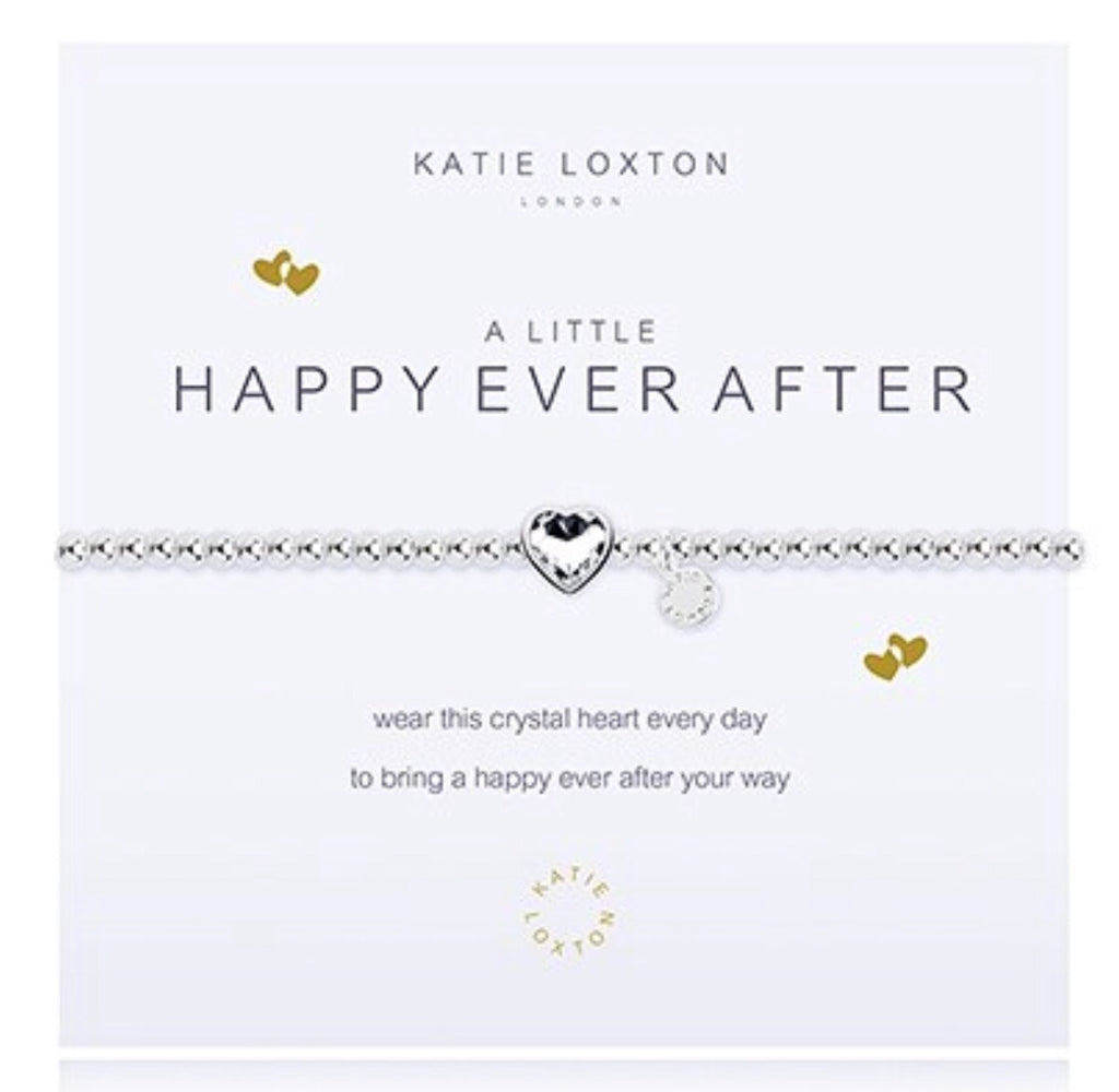 Katie Loxton A Little Happy Ever After bracelet-Katie Loxton-The Bugs Ear