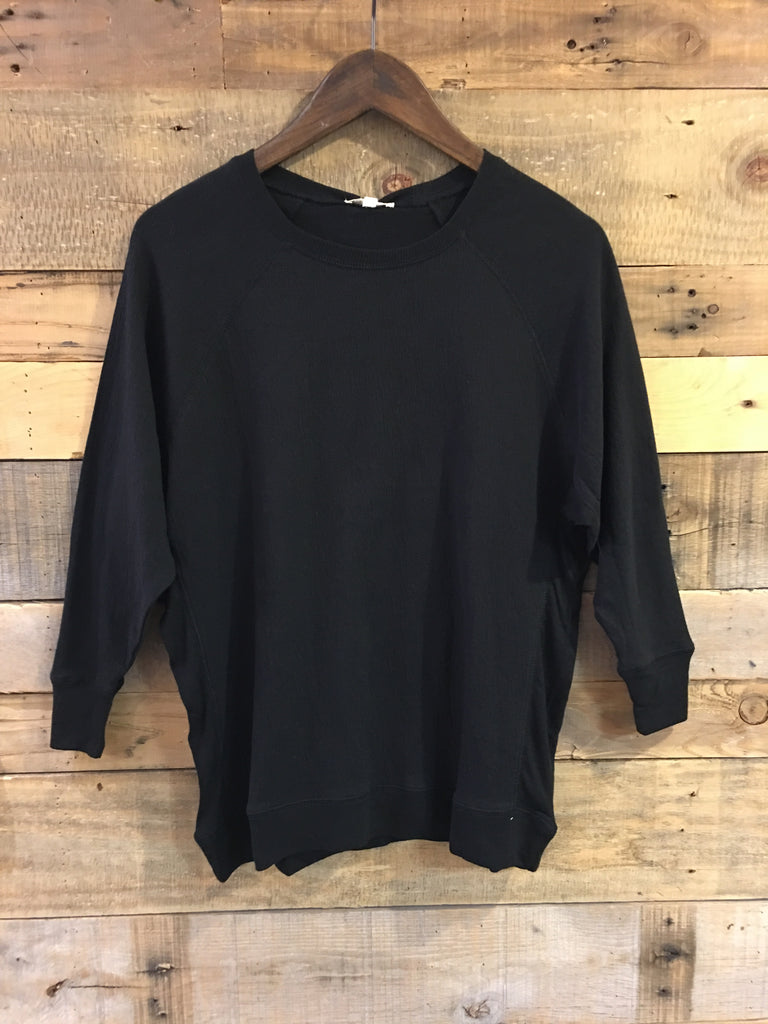 Articles of Society Serena Long Sleeve Top in Black Pond-Articles of Society-The Bugs Ear