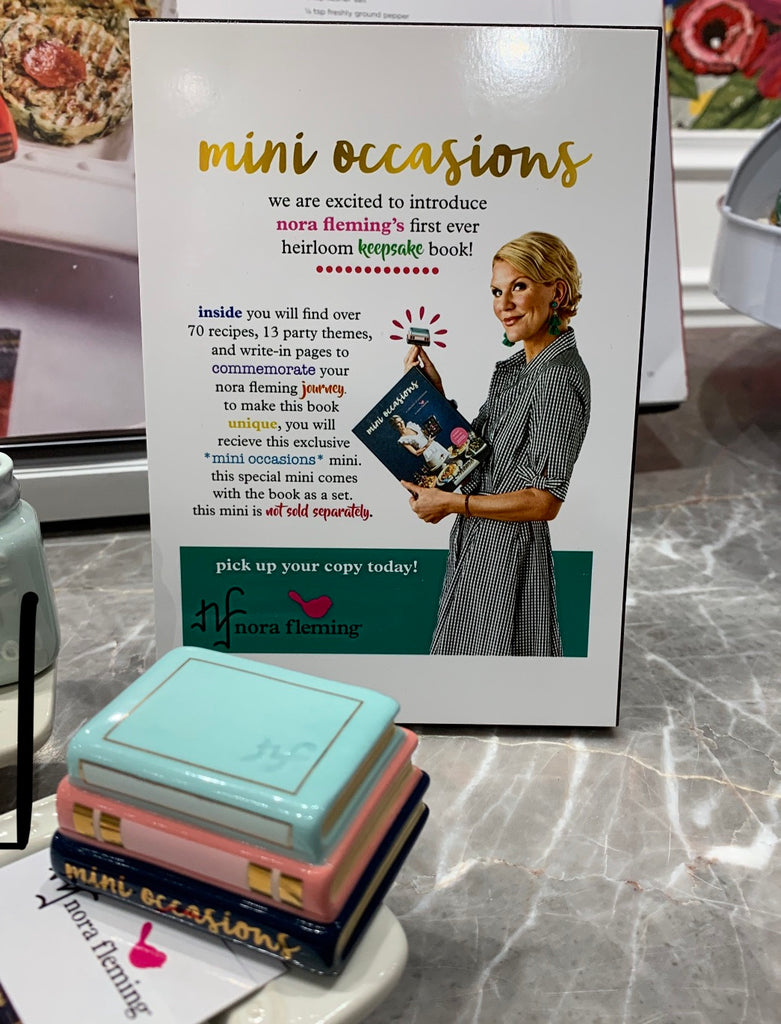 Nora Fleming Book and Mini Set Mini Occasions-Nora Fleming-The Bugs Ear