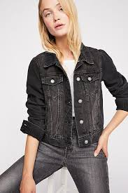 Free People Rumors Denim Jacket-Free People-The Bugs Ear