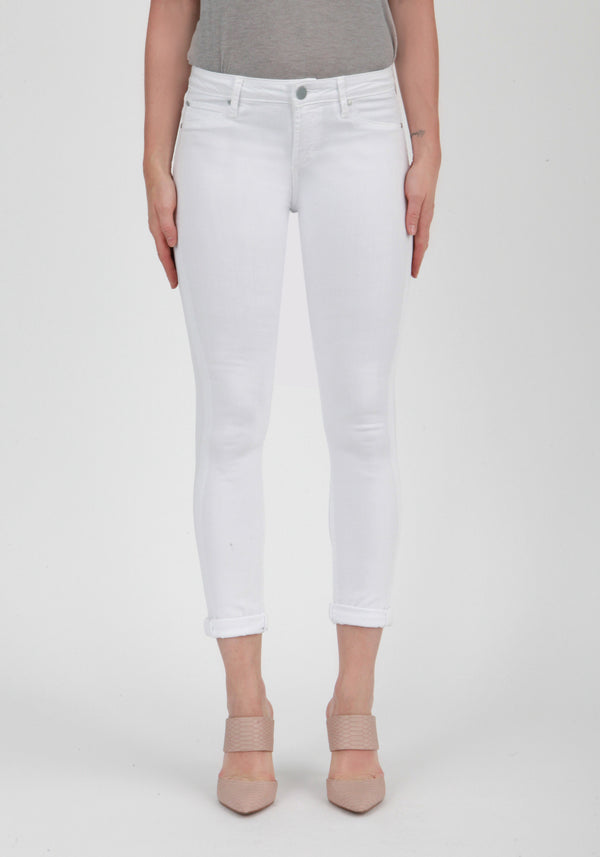 Articles of Society Jeans Karen Clear White Skinny Crop-Articles of Society-The Bugs Ear