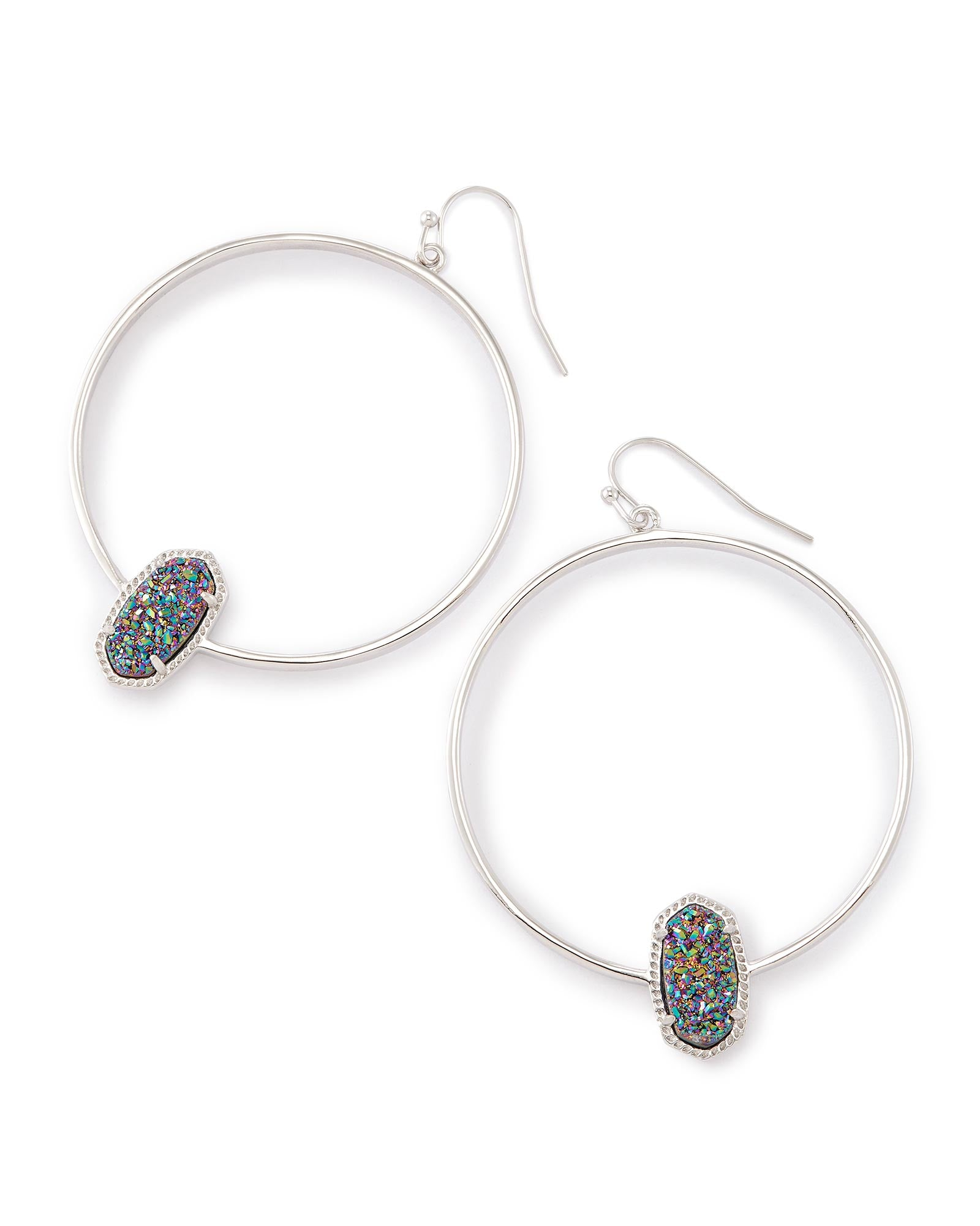 colored abf chanderlier earrings aldazabal chandelier blue multi