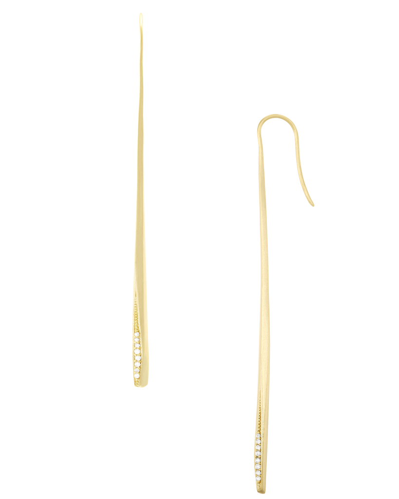 Kendra Scott Kobe Earrings in Gold-Kendra Scott-The Bugs Ear
