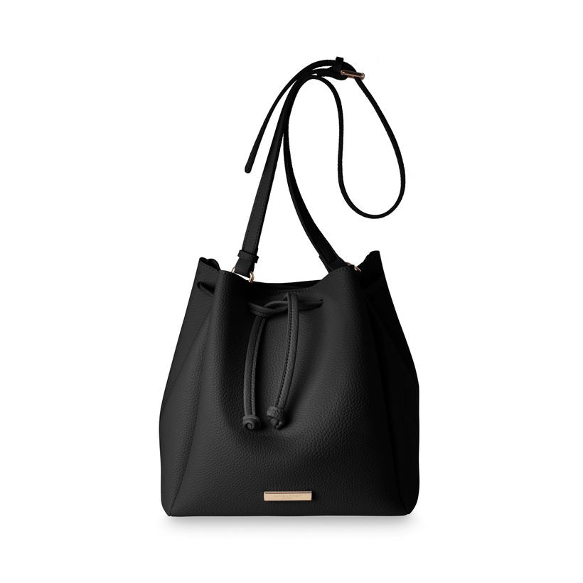 Katie Loxton Chloe Bucket Bag in Black-Katie Loxton-The Bugs Ear