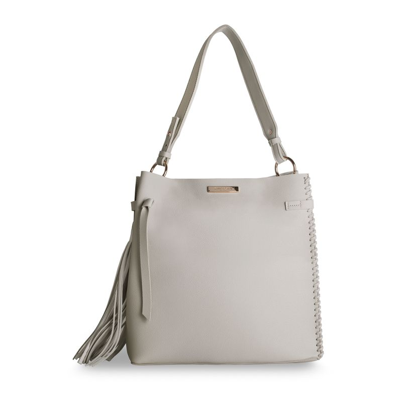 Katie Loxton Florrie Day Bag in Stone-Katie Loxton-The Bugs Ear
