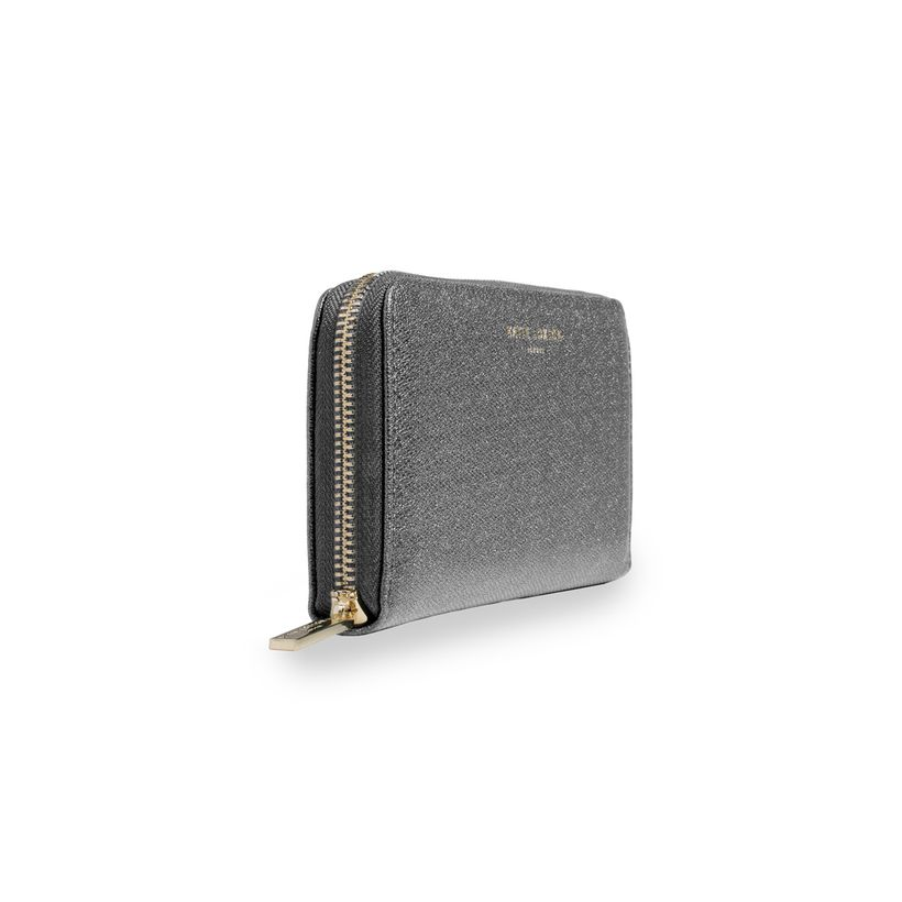 Katie Loxton Alexa Shimmer Purse in Charcoal-Katie Loxton-The Bugs Ear