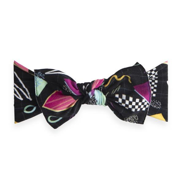 Baby Bling Printed Knot Bayside High-Baby Bling-The Bugs Ear