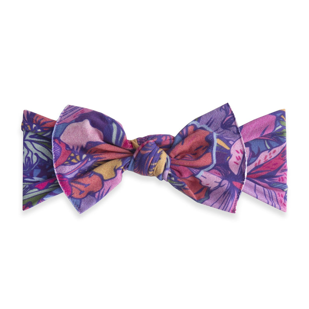 Baby Bling Printed Knot Tropifall-Baby Bling-The Bugs Ear