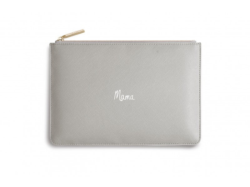 Katie Loxton Mama Perfect Pouch in Grey-Katie Loxton-The Bugs Ear