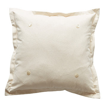 Nora Fleming Pillow With Four Buttons-Nora Fleming-The Bugs Ear