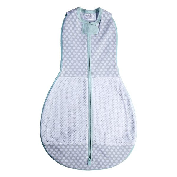 Woombie Grow With Me Air Swaddle 4 Stage 0-9M Polka Party-Woombie-The Bugs Ear