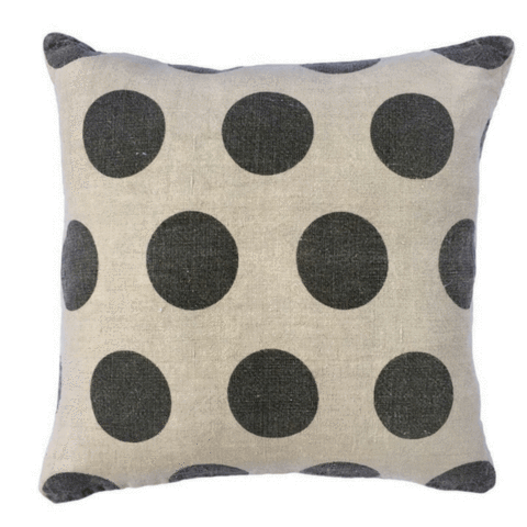 Polka Dot Pillow-Sugarboo Designs-The Bugs Ear