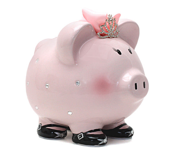 Princess Piggy Bank-Child To Cherish-The Bugs Ear