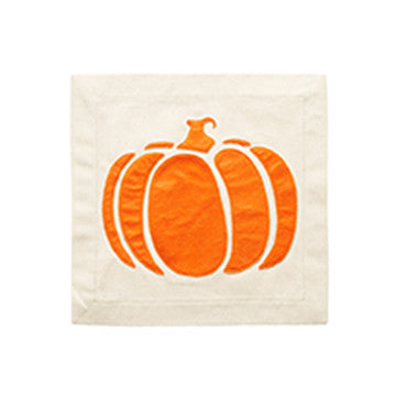 Nora Fleming Pillow Panel Pumpkin-Nora Fleming-The Bugs Ear