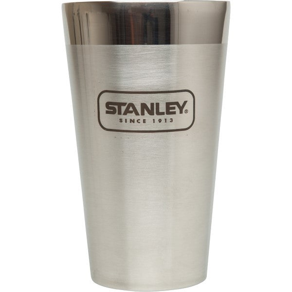 Stanley Adventure Stacking Vacuum Pint Stainless Steel 16oz-Stanley-The Bugs Ear