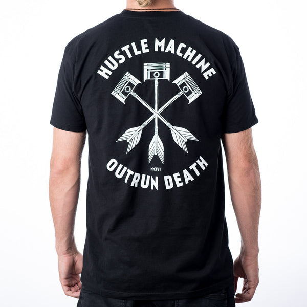 Triple Piston Arrow T-Shirt