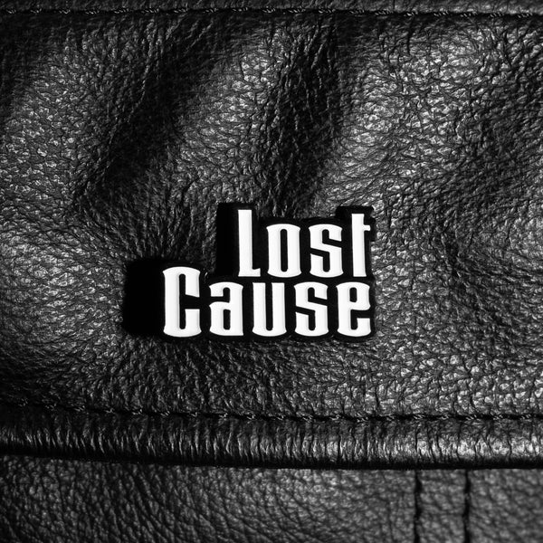 Lost Cause Pin