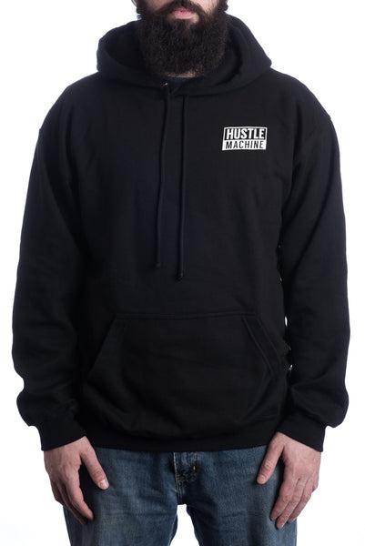 Triple Piston Arrow Hoodie