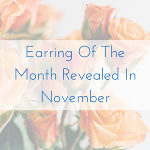 A Style Everyday - Free Earrings Of The Month