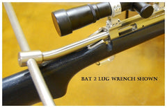 Action Wrenches and Barrel Vices