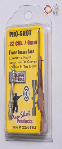 Jag - Pro Shot - Trace Eraser Spear tip .22/6mm - Hoplon Precision